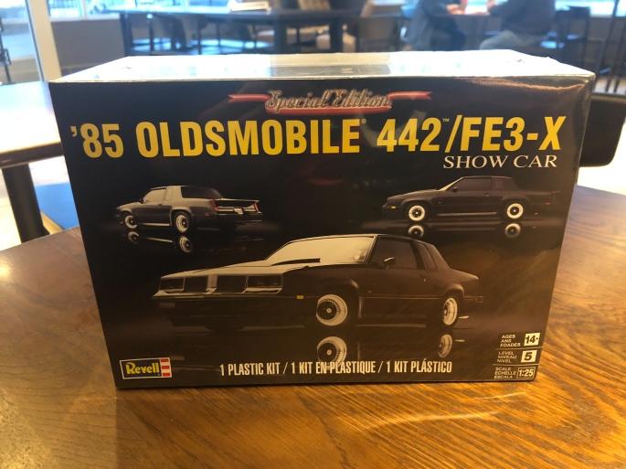Autopologist Oldsmobile Cutlass FE3X--9