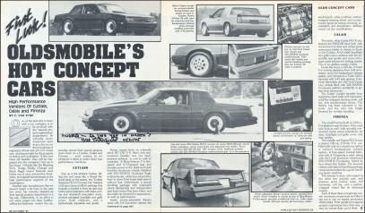 Autopologist Oldsmobile Cutlass FE3X Articles (1)