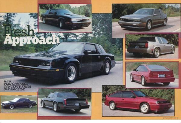 Power of the Dark Side: Angelo Valenti's 1985 Oldsmobile FE3
