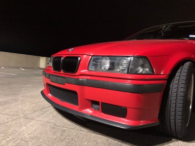 Francisco 2JZ M3 BMW Front side