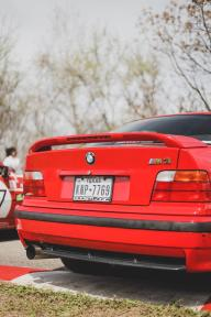 Francisco 2JZ M3 BMW Rear